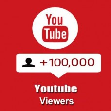 Get up to 100000  Viewers to Your Youtube Video