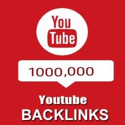 Get up to 1000000  SEO / Blog backlinks to Your Youtube Video